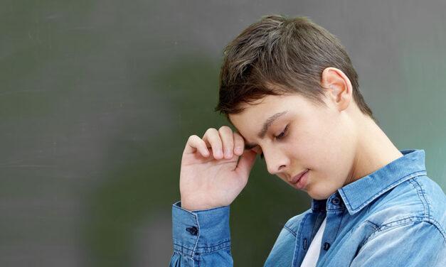 OCD and self-harm in teens