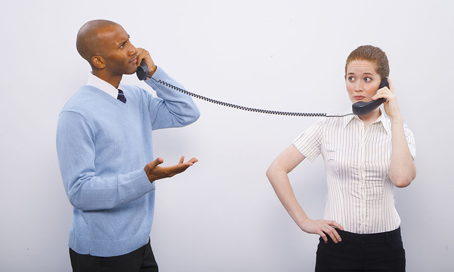 How to ace the telephone interview