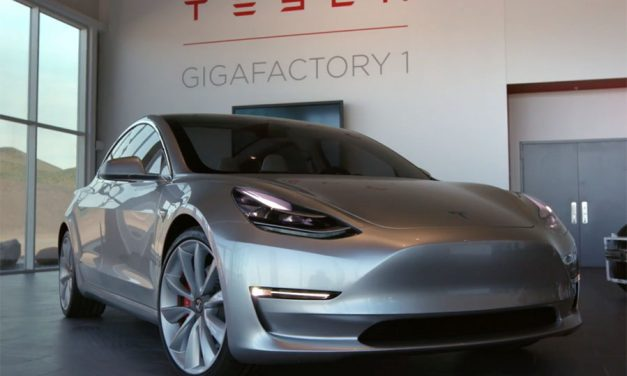 Testa Model 3 ready