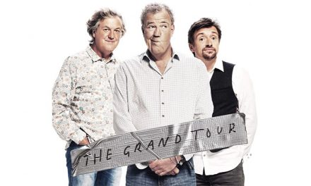 The Grand Tour Takes Pole Position