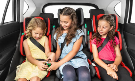 Factors to note before getting a booster seat for your child