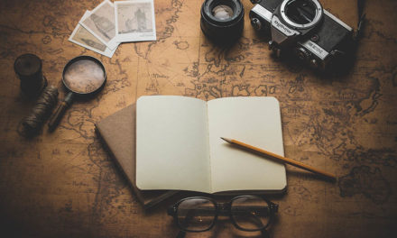 Travel and write