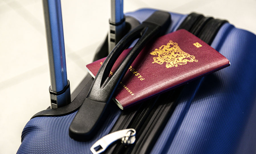 How to pack properly when you're traveling abroad