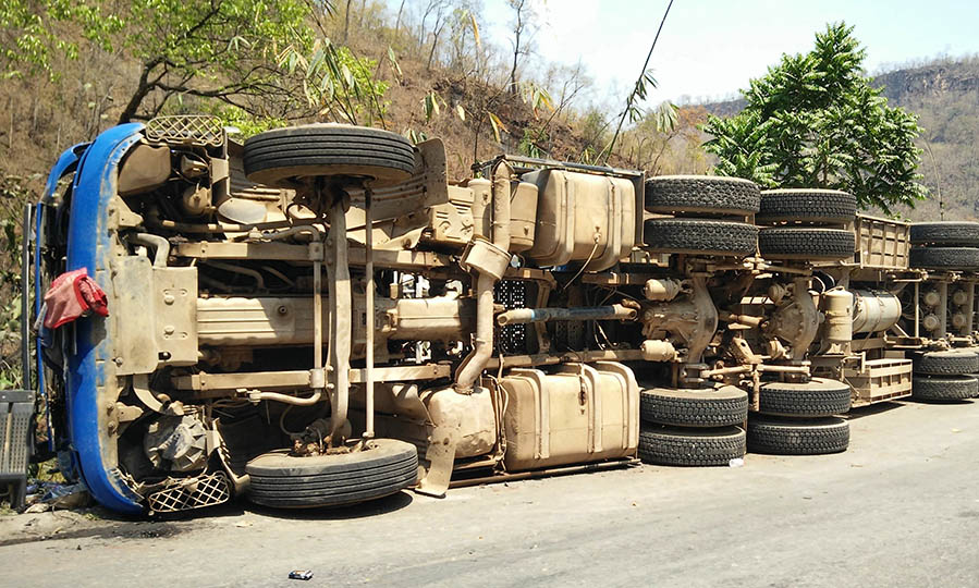 Trustworthy Texas truck accident lawyer