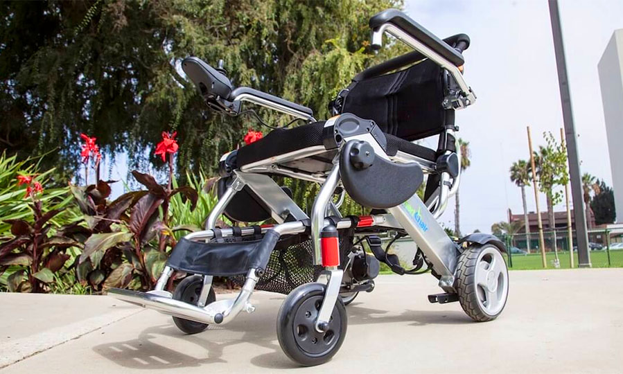 Ways in which ultra lightweight mobility solutions can ease your loved one's life