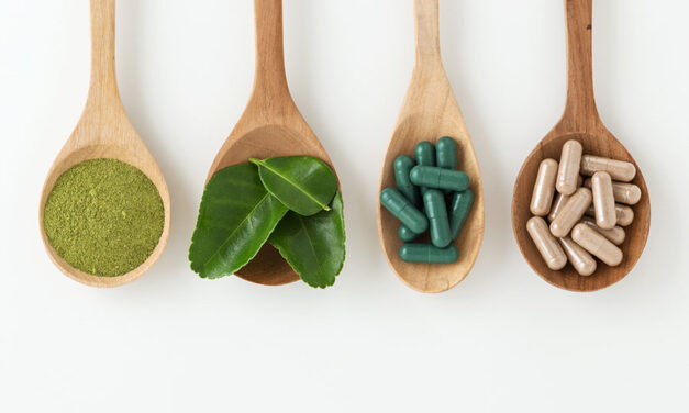 5 supplements that may maintain wellbeing