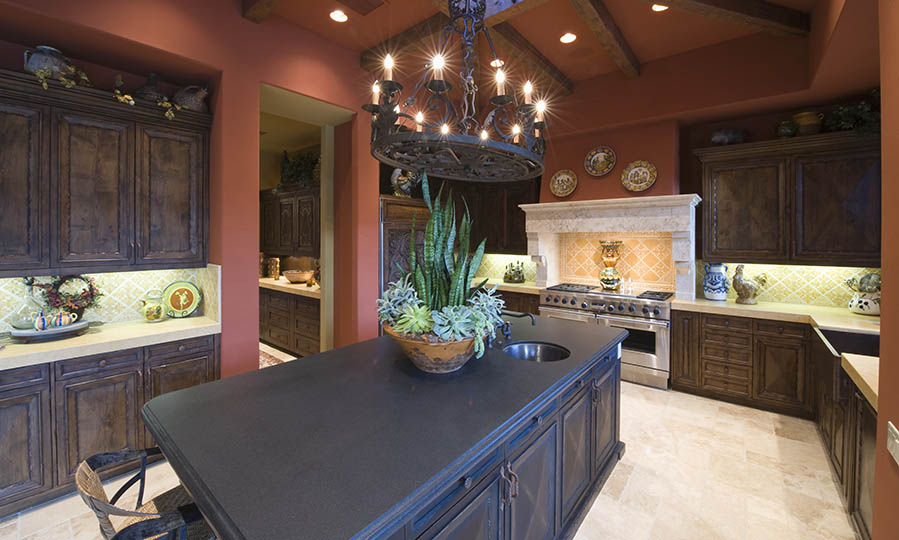 Guide to mixing different cabinet styles in one kitchen