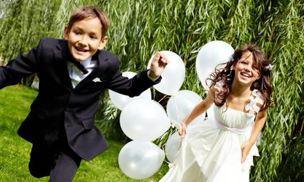 Tips for getting married when you have kids