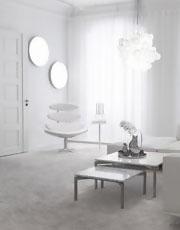 white corona chair