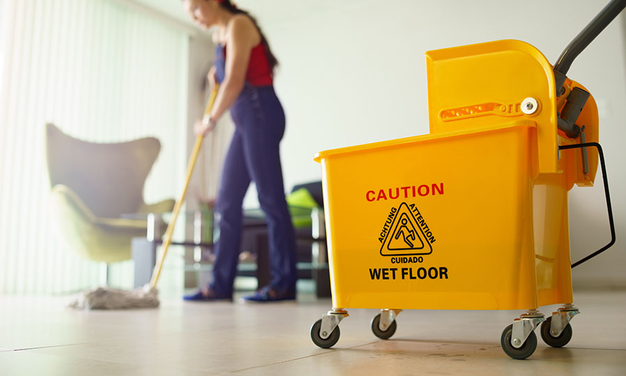 Why you need a professional cleaning service at home