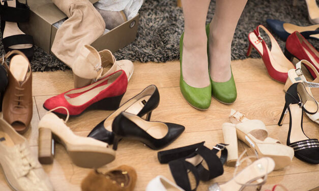 How to find shoes that are perfect for you