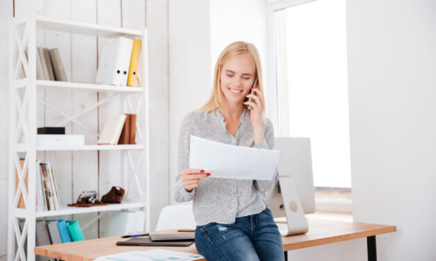 4 simple tips to create the ultimate home office