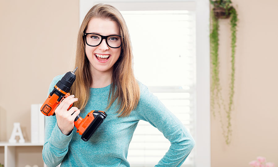 Amazing DIY tasks you can complete to save yourself time and money