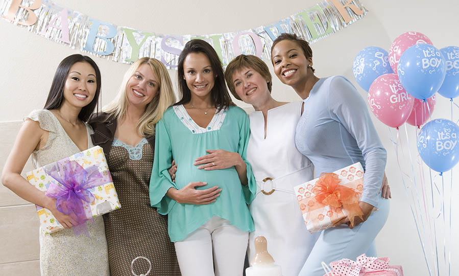 Tips to organize the best baby shower
