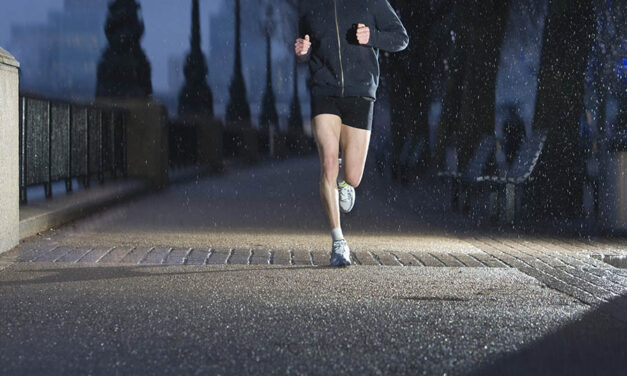 Excellent health benefits of jogging for men