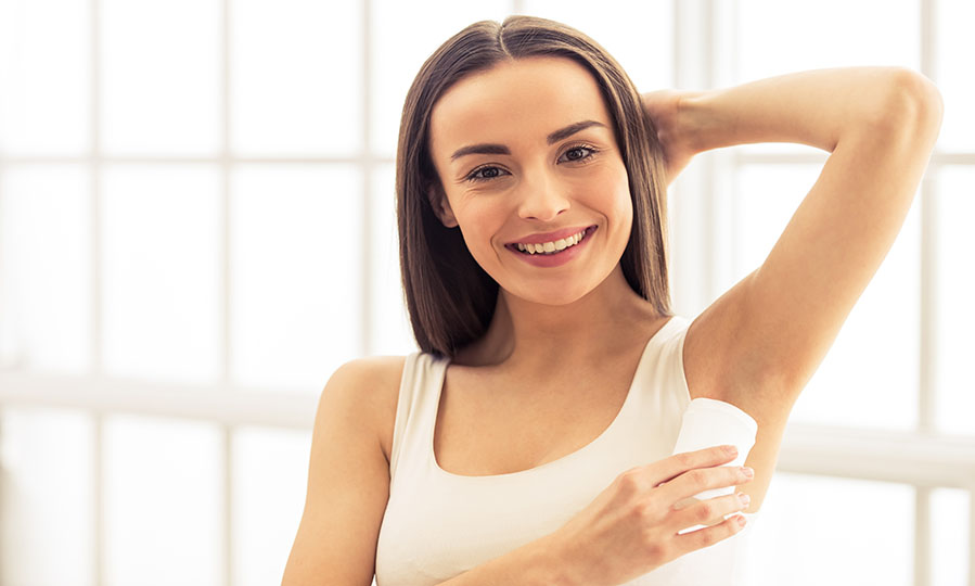 How probiotics work in deodorant