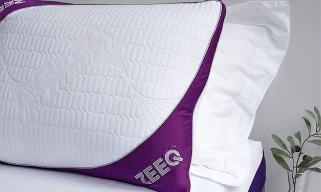The World's Most Sophisticated & Comfortable Smart Pillow ZEEQ Now Available in the UK